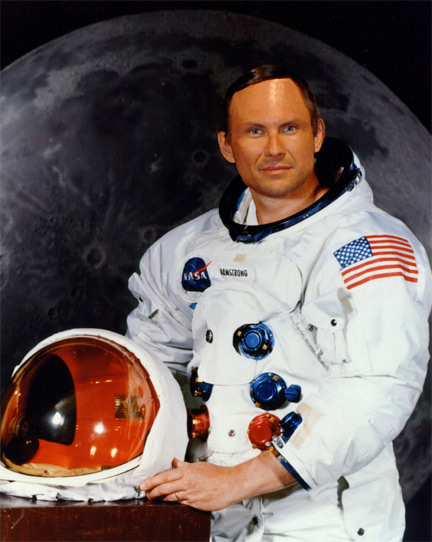 Who Should Play Neil Armstrong? - collectSPACE: Messages